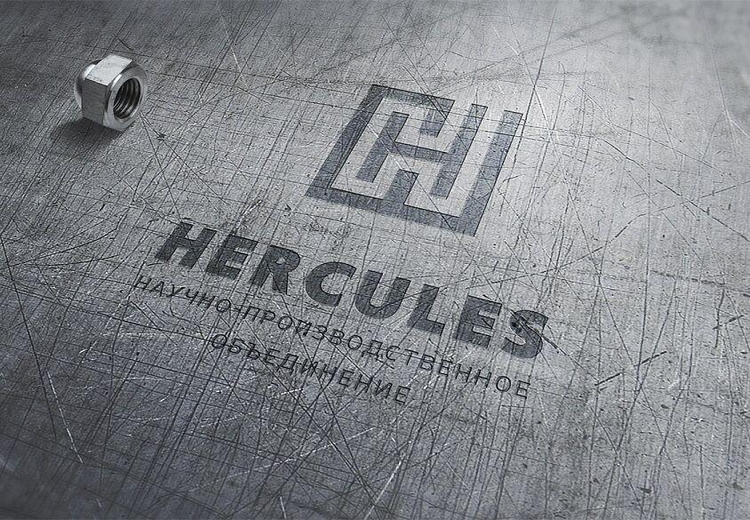 HERCULES: разработка логотипа