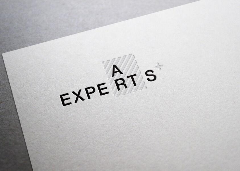 ArtExperts+: логотип и фирменный стиль